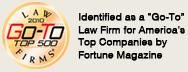 Go-To-Lawyers Badge
