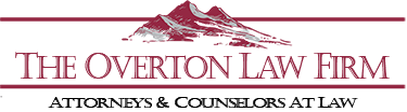 The Overton Law Firm Logo